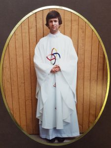 Fr Brian Maguire Ordination and First Mass 7th/8th June 1980