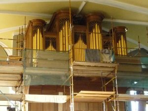 Cathedral Organ Restoration